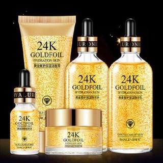 [CHÍNH HÃNG] Bộ dưỡng tái sinh da IMAGES tinh chất vàng 24K bộ chăm sóc da bộ dưỡng trắng da - BMP24K 7