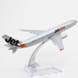 mô hình máy bay Jetstar 16cm
