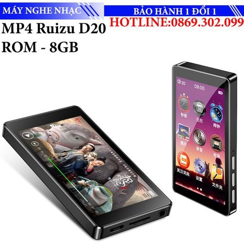 Máy nghe nhạc mp3 mp4 ruizu d20 màn hình cảm ứng máy nghe nhạc mp3 8gb máy nghe nhạc khung kim loại cầm tay có loa tích hợp hỗ trợ fm radio ghi video e-book - 20407135 , 23181862 , 15_23181862 , 1200000 , May-nghe-nhac-mp3-mp4-ruizu-d20-man-hinh-cam-ung-may-nghe-nhac-mp3-8gb-may-nghe-nhac-khung-kim-loai-cam-tay-co-loa-tich-hop-ho-tro-fm-radio-ghi-video-e-book-15_23181862 , sendo.vn , Máy nghe nhạc mp3 mp4