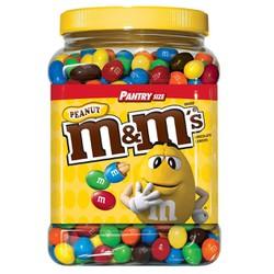 Kẹo Chocolate M&M Nhân Đậu Phộng Mỹ 1.75kg