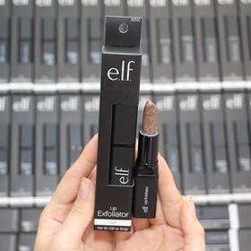 Mỹ - Tẩy da chết môi ELF Exfoliator chiết xuất đường đen - 2104