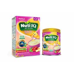 NutiIQ Bột ăn dặm Bò khoai tây đậu Hà Lan