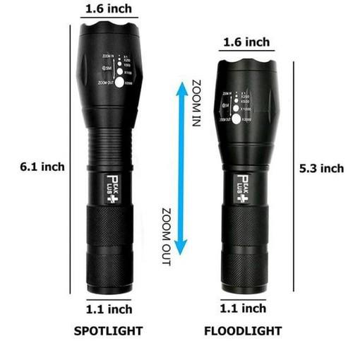 Đèn pin đèn pin đèn pin siêu sáng cao cấp t6 hợp kim chống nước pin có thể sạc lại  [loại tốt_có rôn phía sau] - 17931003 , 23210849 , 15_23210849 , 99000 , Den-pin-den-pin-den-pin-sieu-sang-cao-cap-t6-hop-kim-chong-nuoc-pin-co-the-sac-lai-loai-tot_co-ron-phia-sau-15_23210849 , sendo.vn , Đèn pin đèn pin đèn pin siêu sáng cao cấp t6 hợp kim chống nước pin có th