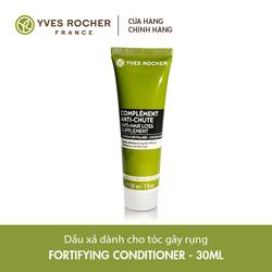 Dầu Xả Dành Cho Tóc Gãy Rụng Mini Yves Rocher Lifeless Hair Fortifying Conditioner 30ml