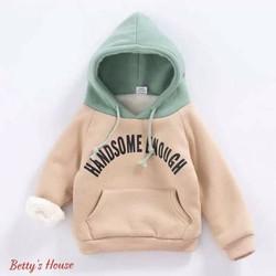 áo hoodie cho bé