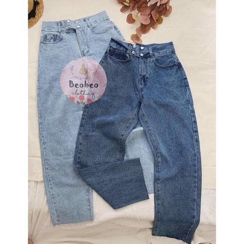 Quần baggy jeans phối nút 2 màu ulzzang - 18034090 , 23212104 , 15_23212104 , 195000 , Quan-baggy-jeans-phoi-nut-2-mau-ulzzang-15_23212104 , sendo.vn , Quần baggy jeans phối nút 2 màu ulzzang
