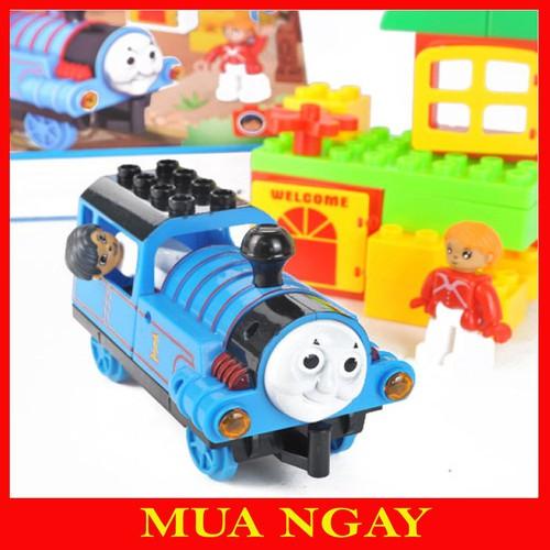 Đồ chơi tàu hỏa cho bé yêu