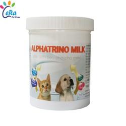 Sữa Cho Chó Mèo Con Alphatrino