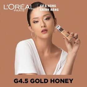 Kem nền mịn da dạng lỏng L'Oreal Paris True Match Liquid Foundation 30ml - 4935421255875-7