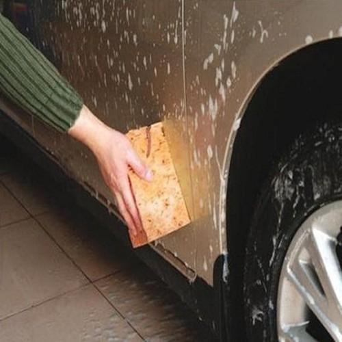 Bọt biển rủa xe ô tô