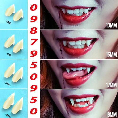 M07 răng nanh răng khểnh giả p228