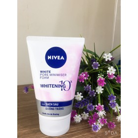 Sữa rửa mặt sạch sâu và dưỡng trắng NIVEA - SRM12