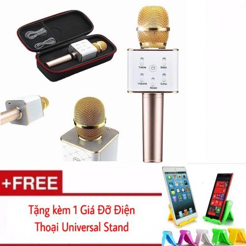 Miễn phí vận chuyển micro karaoke q7 tích hợp loa bluetooth tặng kèm 1 giá đỡ điện thoại universal stand mã 113 - 20234817 , 22463934 , 15_22463934 , 225000 , Mien-phi-van-chuyen-micro-karaoke-q7-tich-hop-loa-bluetooth-tang-kem-1-gia-do-dien-thoai-universal-stand-ma-113-15_22463934 , sendo.vn , Miễn phí vận chuyển micro karaoke q7 tích hợp loa bluetooth tặng kèm