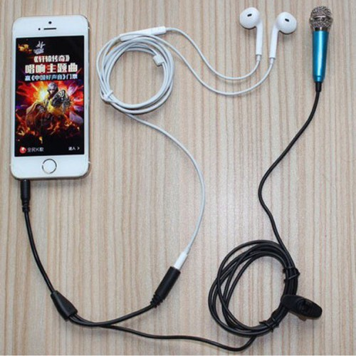 Micro mini hát karaoke trên điện thoại - 17882387 , 22292763 , 15_22292763 , 81700 , Micro-mini-hat-karaoke-tren-dien-thoai-15_22292763 , sendo.vn , Micro mini hát karaoke trên điện thoại