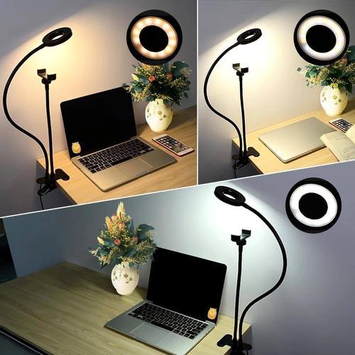 Bộ gậy livestream đa năng 2 in 1 có 3 chế độ đèn tu9z