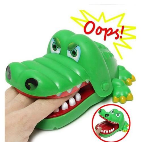 Đồ chơi khám răng cá sấu dc1779 dễ thương