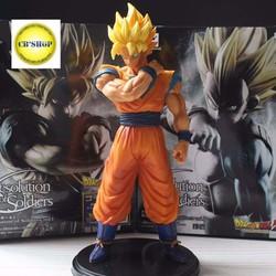 Mô hình Songoku - Mô hình Dragon Ball Cao 22cm