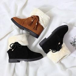[Siêu Sale] Giày Bốt Nữ Hàn Quốc