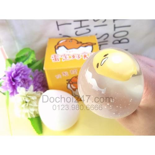 Squishy squishy trứng trứng lười gudetama giá rẻ rẻ