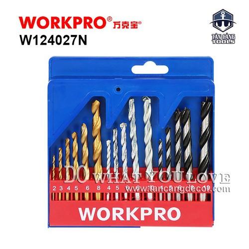 Bộ 16 mũi khoan đa năng workpro w124027n - 17789581 , 22320641 , 15_22320641 , 169000 , Bo-16-mui-khoan-da-nang-workpro-w124027n-15_22320641 , sendo.vn , Bộ 16 mũi khoan đa năng workpro w124027n