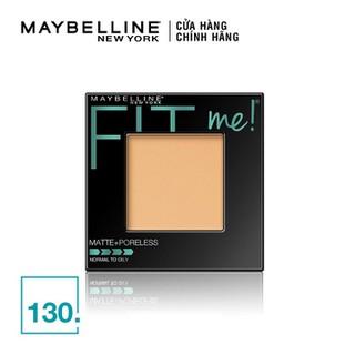 Phấn Phủ Mịn Nhẹ Kiềm Dầu Fit Me Matte Poreless Powder Maybelline New York 8.5g - 41554433784 thumbnail