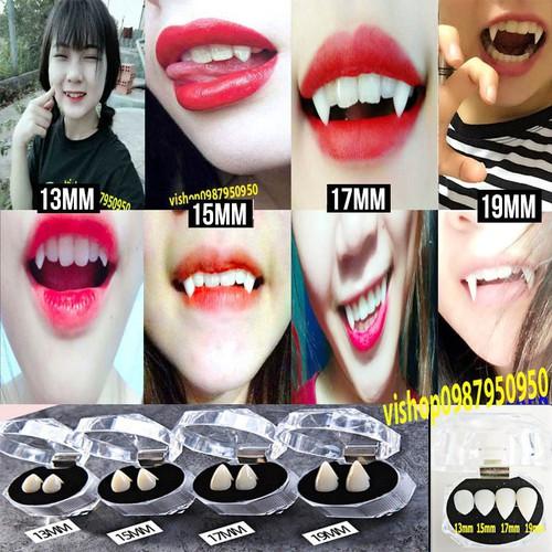 M03 răng nanh răng khểnh giả ms19