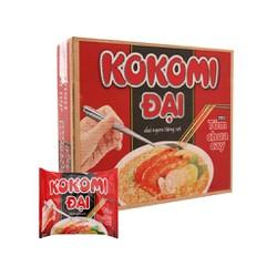 Mì ăn liền Kokomi đại thùng 33 gói