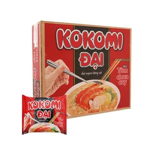 Mì ăn liền kokomi đại thùng 33 gói - 17089133 , 22284291 , 15_22284291 , 120000 , Mi-an-lien-kokomi-dai-thung-33-goi-15_22284291 , sendo.vn , Mì ăn liền kokomi đại thùng 33 gói