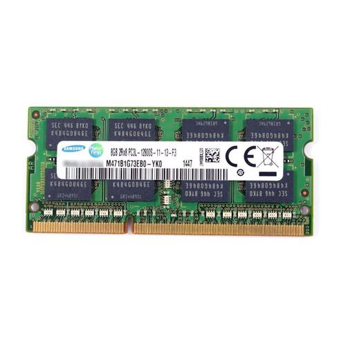 Ram laptop 8gb pc3l 1600mhz - ram samsung p8gb pc3l 12800s mới