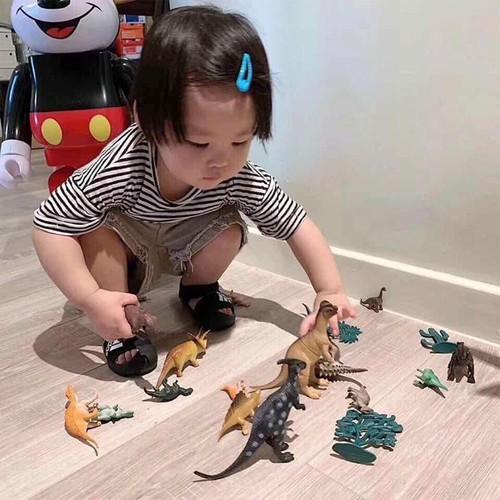 Bộ đồ chơi khủng long 27 con