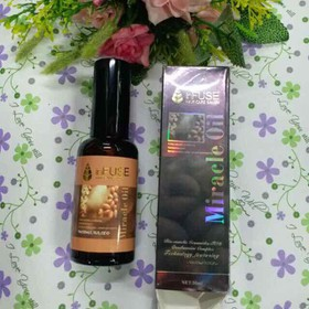 Tinh dầu dưỡng tóc miracle oil infuse cà phê - miracle