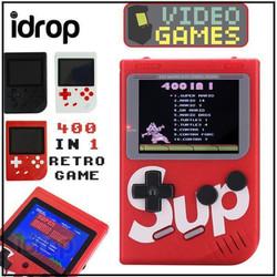 Máy chơi game cầm tay mini SUP Máy có sẵn 400 trò