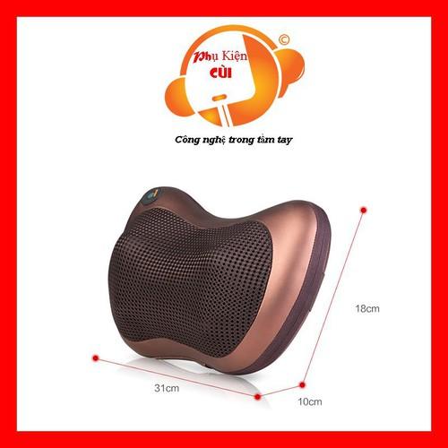 Đã về hàng cực hot gối matxa 8 bi cao cấp 💎 hồng ngoại 💎 chất lượng cao