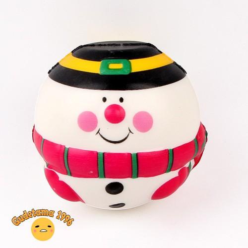 Squishy người tuyết tròn squishy snow man shop