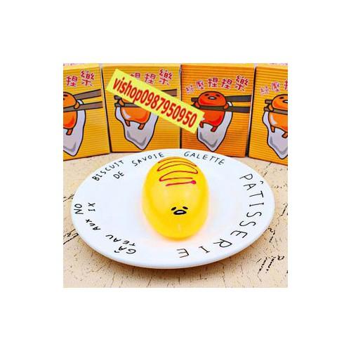 Gudetama squishytrứng trút giận bánh ú giá sập kho