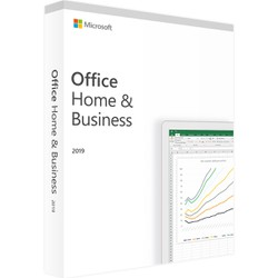 Microsoft Office Home and Business 2019 for Windows or Mac License Key Code Digital Download