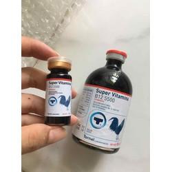 Thuốc nuôi tăng bo B12-5500 cho gà đá