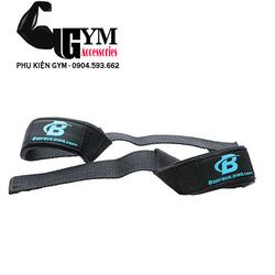 Dụng cụ thể dục thể thao - Dây kéo lưng - Lifting Straps Bodybuilding - sản phẩm hỗ trợ tập gym