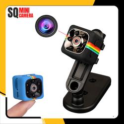Camera hành trình mini SQ11 - Hỗ trợ quay fullHD 1920x1080