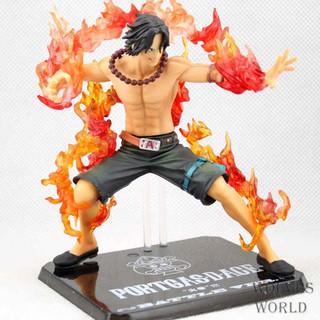 Mô hình nhân vật Ace Hỏa Quyền đảo hải tặc One Piece [ĐƯỢC KIỂM HÀNG] [ĐƯỢC KIỂM HÀNG] - SHOPBAN5337VN thumbnail