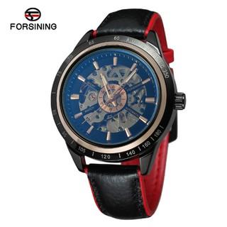 Đồng hồ nam Forsining A1 cơ lộ máy dây da kiểu dáng thể thao [ĐƯỢC KIỂM HÀNG] 22309253 - 22309253 thumbnail