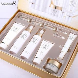 CHÍNH HÃNG Bộ dưỡng da cao cấp LizeeaA làm sáng da và chống lão hóa bộ chăm sóc da mặt bộ mỹ phẩm - 3106824905 thumbnail