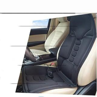 Đệm ghế ô tô siêu êm - đệm ghế massage oto - Lót đệm hồng ngoại cao cấp - NỆM Ô TÔ - đệm ghế massage oto thumbnail
