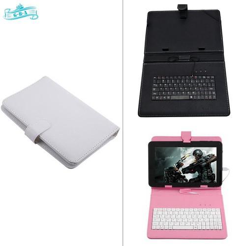 Bao da nắp gập kiêm bàn phím cho máy tính bảng 10 1 inch giảm mạnh
