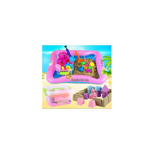 Bộ đồ chơi cát động lực cát động lực học bộ đồ chơi cát vi sinh video tự quay