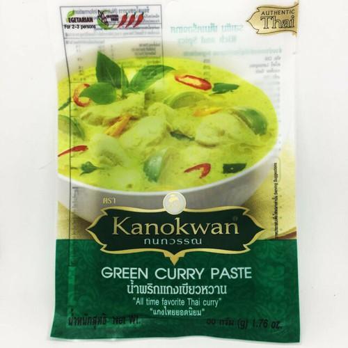 Cà ri xanh 50g kanokwan