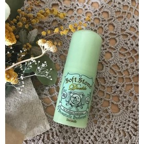 Lăn khử mùi đá khoáng Soft Stone xanh lá 20g - 817-0