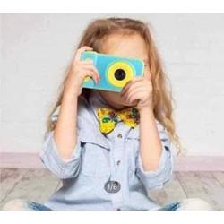 Tặng kèm 10 bút màu- Máy ảnh mini cho bé- Máy ảnh mini có hiệu ứng – Quà tặng dành cho bé- Có khe cắm thẻ nhớ- Chụp được ảnh và quay video
