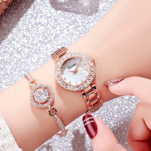[Siêu sale] đồng hồ nữ taxina chính hãng