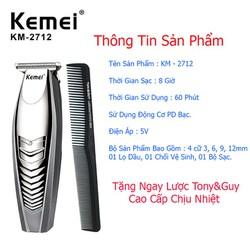 Tông đơ chấn viền Kemei 1949 sắc bén bền bỉ dành cho salon và thợ tóc